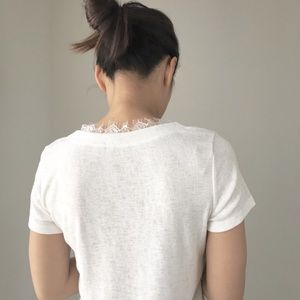 Tully basic chic T top. MADE IN USA |
